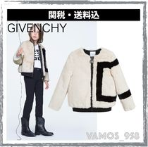 GIVENCHY Petit Street Style Kids Girl Outerwear