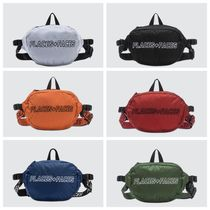 PLACES+FACES Unisex Nylon Street Style Hip Packs