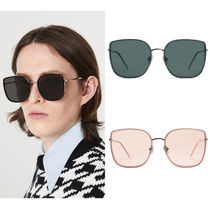 Gentle Monster Unisex Street Style Square Sunglasses