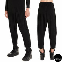ISSEY MIYAKE Tapered Pants Plain Tapered Pants