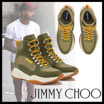 Jimmy Choo Mountain Boots Street Style Plain Outdoor Boots