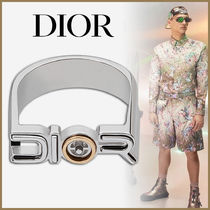 Christian Dior Street Style Collaboration Rings