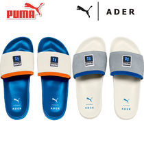 ADERERROR Street Style Sport Sandals PVC Clothing Sports Sandals