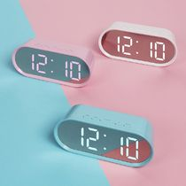 Studded Mirrors Clocks