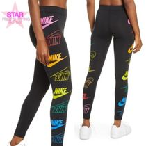 Nike Casual Style Cotton Long Bottoms