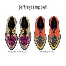 Jeffrey Campbell Leopard Patterns Casual Style Other Animal Patterns Shoes