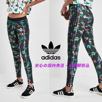 adidas Street Style Plain Leggings Pants