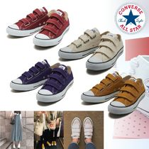 CONVERSE Casual Style Unisex Low-Top Sneakers