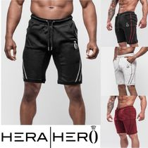 HERA HERO Blended Fabrics Street Style Yoga & Fitness Bottoms