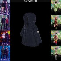 MONCLER ODILE Street Style Baby Girl Outerwear