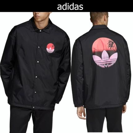 adidas Tropical Coach Jacket