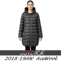 DUVETICA ace_wool Down Jackets