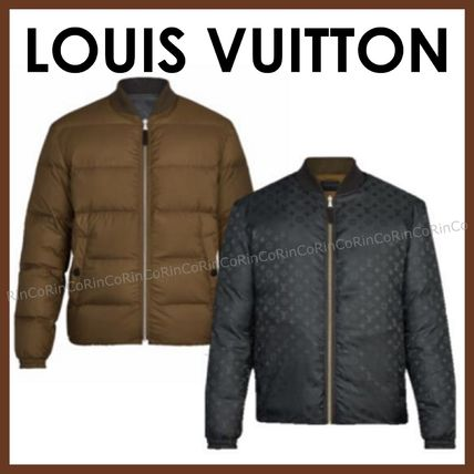 Louis Vuitton Monogram Down Jackets