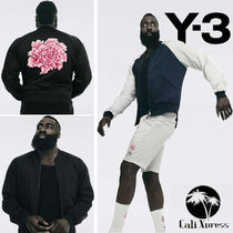 Y-3 Unisex Collaboration Top-bottom sets