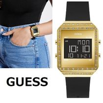 Guess Square Digital Watches