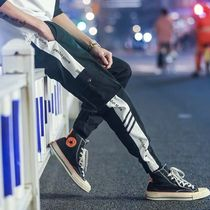 Stripes Street Style Joggers & Sweatpants