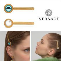 VERSACE Barettes Casual Style Clips