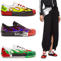 Palm Angels Street Style Low-Top Sneakers