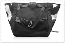 J W ANDERSON Casual Style Nylon A4 2WAY Plain Totes