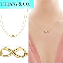 Tiffany & Co TIFFANY INFINITY 18K Gold Necklaces & Pendants