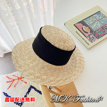Straw Boaters Hats & Hair Accessories