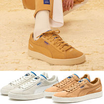 ADERERROR Suede Street Style Collaboration Sneakers