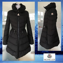 MONCLER MIRIELON Nylon Long Down Jackets