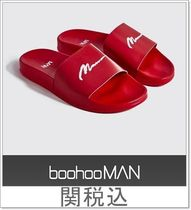 boohoo Shower Shoes PVC Clothing Shower Sandals
