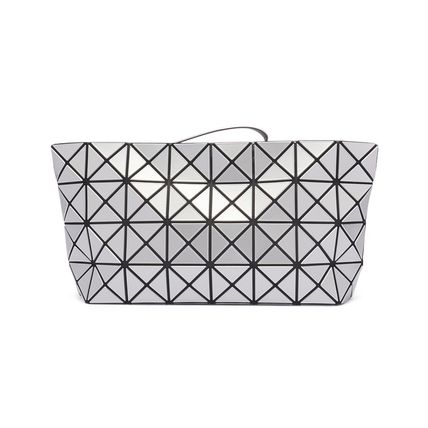 Unisex Plain PVC Clothing Pouches & Cosmetic Bags