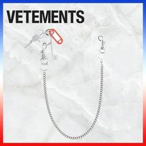 VETEMENTS Street Style Plain Watches & Jewelry