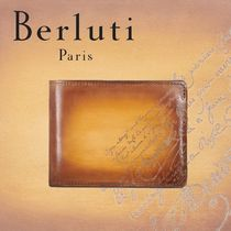 Berluti Calfskin Folding Wallets