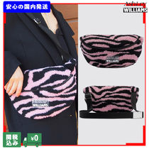 Ashley Williams Casual Style Unisex Street Style 2WAY Other Animal Patterns