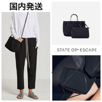 State of Escape Unisex Collaboration Mothers Bags