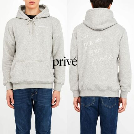 Prive Hoodies Long Sleeves Cotton Hoodies