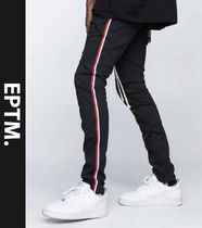 EPTM Stripes Street Style Joggers & Sweatpants