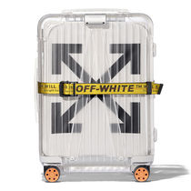 Off-White Unisex Street Style Collaboration Soft Type TSA Lock