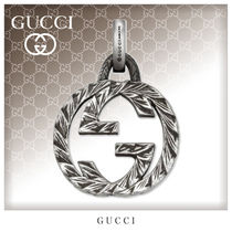 GUCCI Unisex Street Style Silver Watches & Jewelry