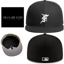 FEAR OF GOD ESSENTIALS Unisex Street Style Collaboration Caps