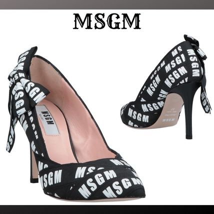 Pin Heels Party Style Stiletto Pumps & Mules