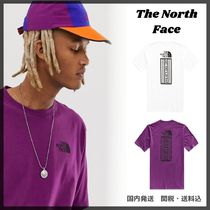 THE NORTH FACE 92 RAGE Crew Neck Street Style Cotton Short Sleeves
