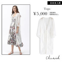 Chicwish Long Outerwear