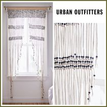 Urban Outfitters Unisex Plain Ethnic Curtains