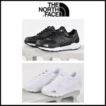 THE NORTH FACE WHITE LABEL Street Style Plain Sneakers