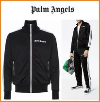 Palm Angels Stripes Street Style Track Jackets