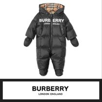 Burberry Unisex Baby Girl Outerwear