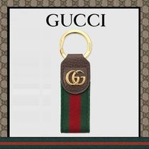 GUCCI Ophidia Keychains & Holders