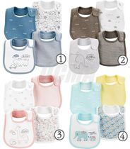 carter's Unisex Co-ord Baby Girl Bibs & Burp Cloths
