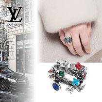 Louis Vuitton Street Style Rings