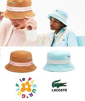 GOLF WANG Unisex Street Style Collaboration Wide-brimmed Hats
