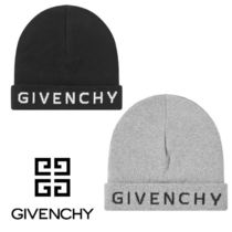 GIVENCHY Street Style Knit Hats